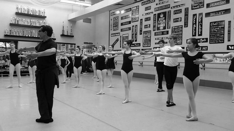 Bernie ballet