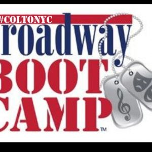 Broadway Boot Camp with Colton Price